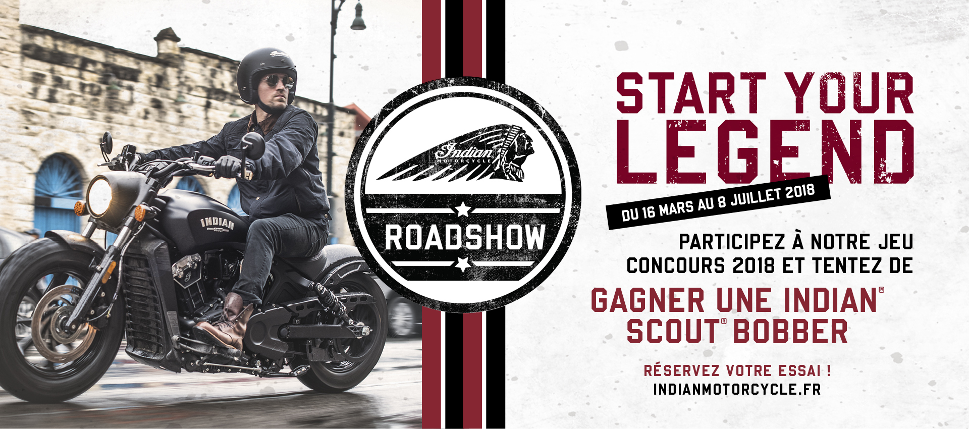 indian road show 2018